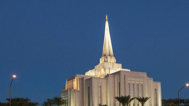 Gilbert Arizona Temple4